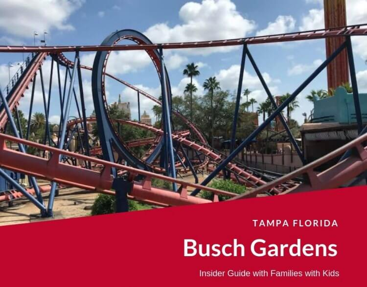 Insider Guide To Busch Gardens Tampa With Kids Pack More Into Life