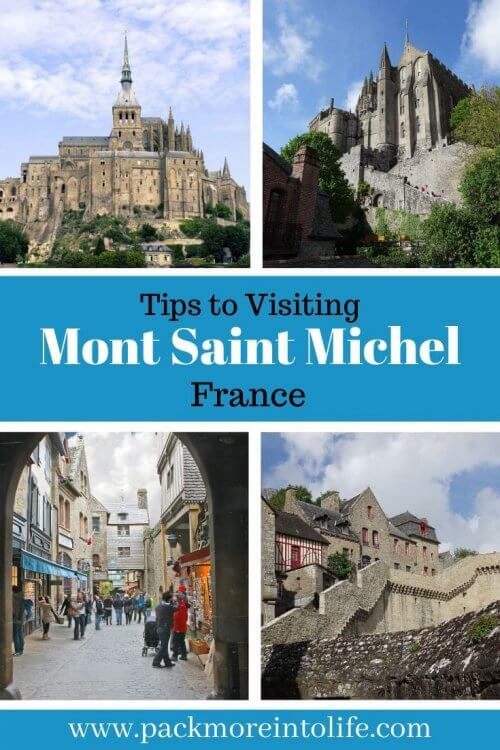 Guide & tips to enjoy  your visit to Mont Saint Michel, one of the most impressive and beautiful island in the world, with a world renowned abbey. See how to avoid the crowds and considerations if you are traveling with children or pets. #travel #montstmichel #normandy #france