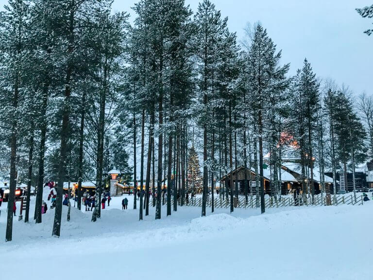 Lapland Holidays with Kids -