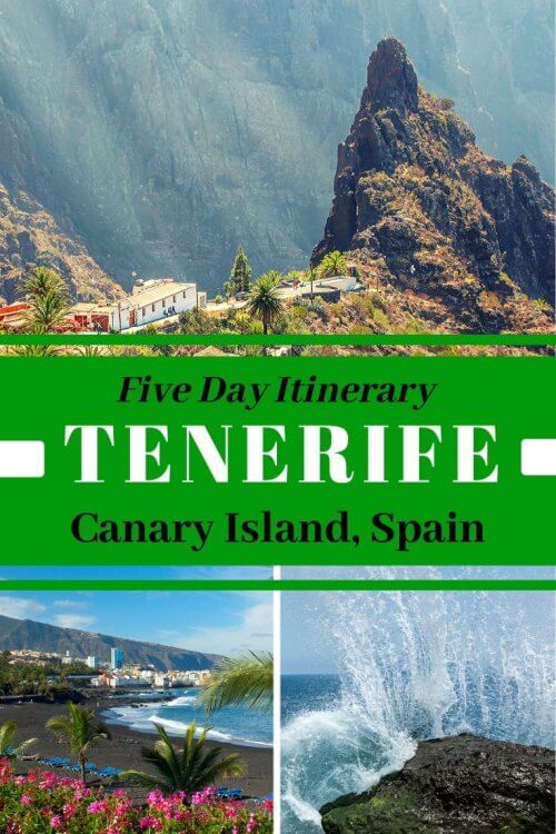Plan the perfect family trip to Tenerife, Canary Islands, Spain with my five day itinerary. From the best things to do in Tenerife, to recommended restaurants and tips for each attractions. Discover the warm sun in one of the warmest places in Europe during the winter. #canaryislands #tenerife #spain #travel
