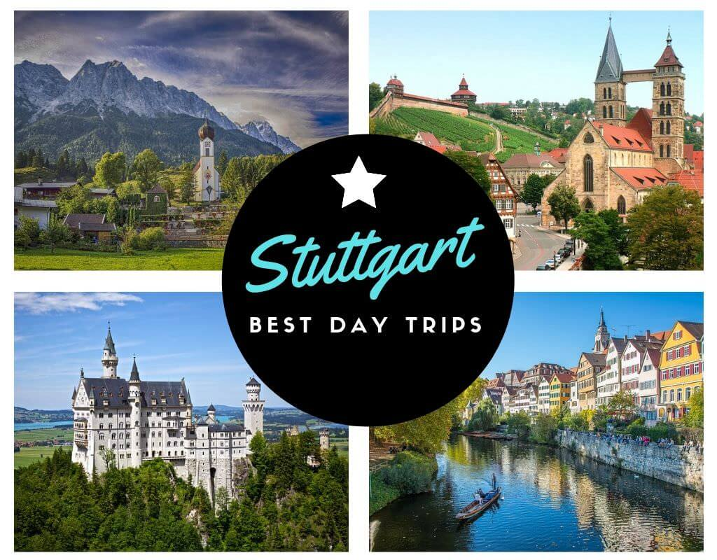 The Ultimate Guide to the Best Day Trips from Stuttgart Germany ...