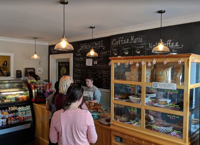 Mount Dessert Bakery in Bar Harbor, Maine