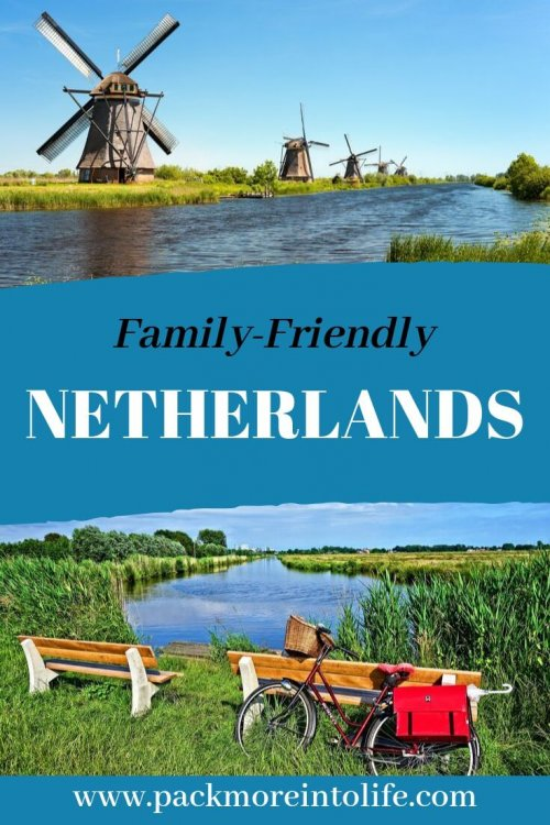 Favorite things to do in The Netherlands with kids • We are sharing our favorite things to do in The Netherlands with kids. Holland has a lot to offer for such a small country! #netherlands #familytravel #travelwtihkids #thingstodowithkids