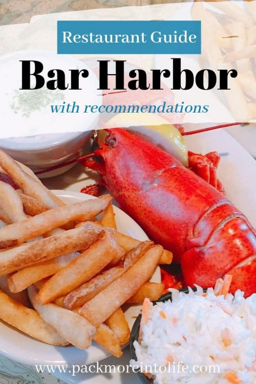 Best Maine Restaurants | Seafood and Fine Dining Restaurants, Coffee Bars, and Diners in Bar Harbor, Maine