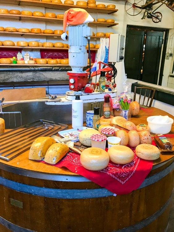 Clara Maria Holland Cheese Tour