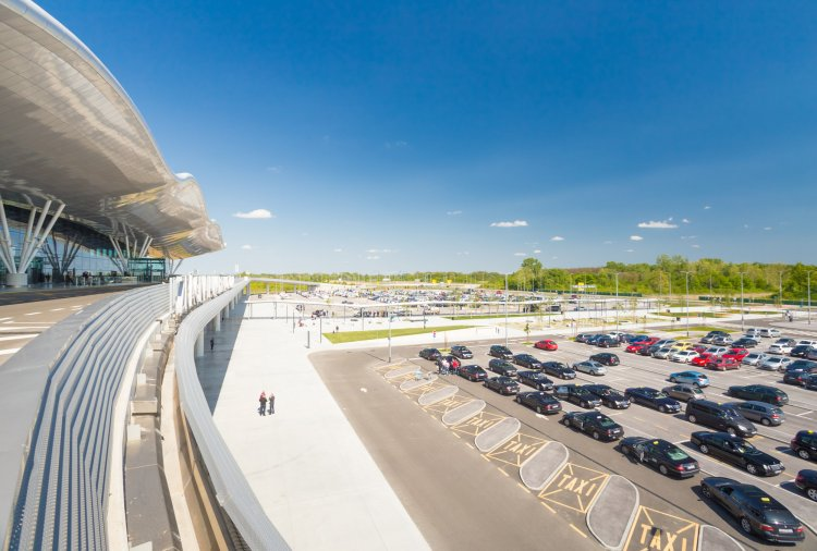 Zagreb airport which is one of the best airports to fly into for your trip to Croatia.