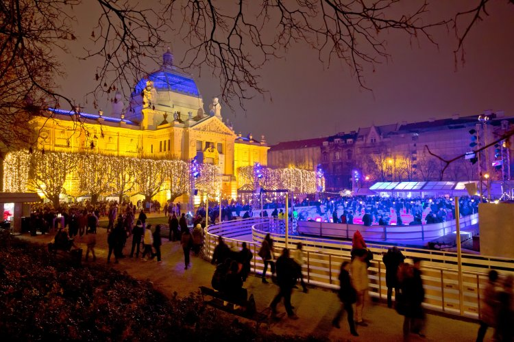 Christmas markets in Zagreb Croatia, best time to visit!