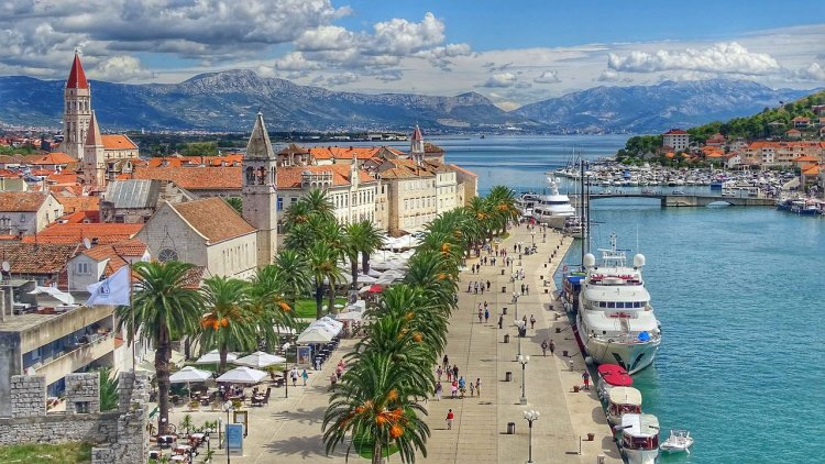Split, Croatia: One of the best cities to visit according to Croatia Tourism sites.