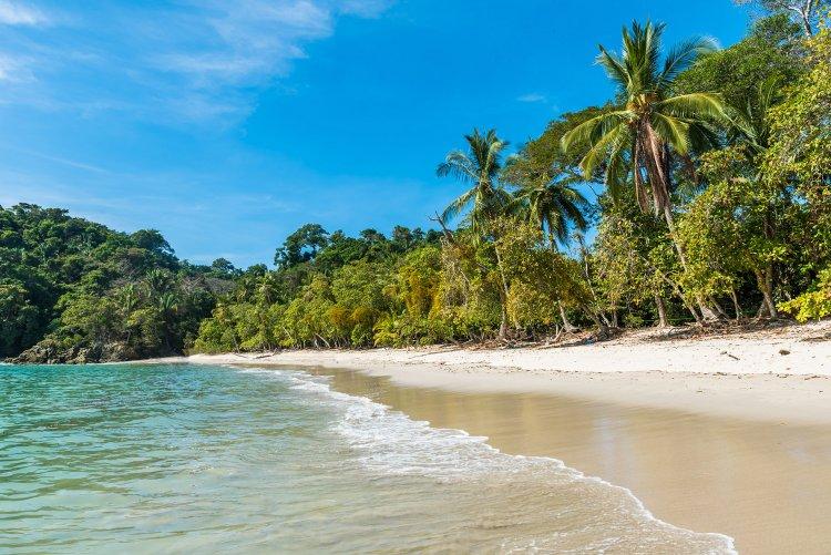 Tulemar Beach at Tulemar Resort in Costa Rica