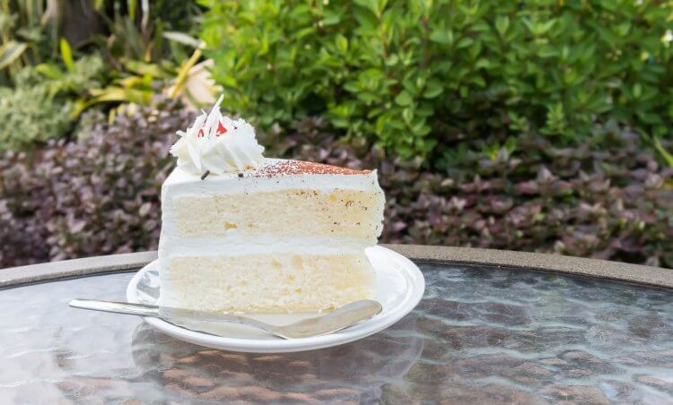 Tres Leches cake, which is highly recommended during your visit to Costa Rica.