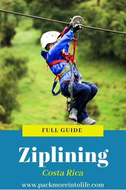Did you know the most popular place to zip line is in the Monteverde cloud forest? See why we recommend Sky Adventures as the best place to zipline in Costa Rica. From their automatic breaking system, low age limits (for kids) and high safety record, it is easy to see why Sky Adventures is the place to book! #zipline #costarica #travel #ziplining