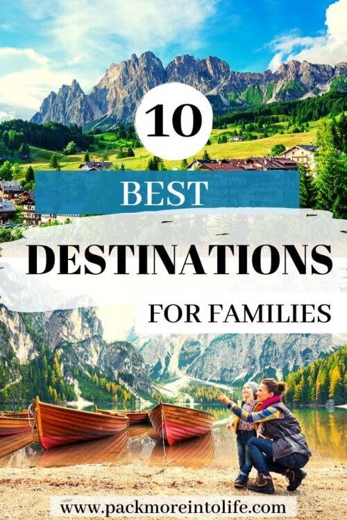 Looking for the best family vacation destinations? From Europe to Central America and the US, check out the best family vacation ideas for 2020 including the best places to travel with kids. Family Vacation Ideas | Family Vacation Destinations | Family Vacation Destinations Kids | Family Travel Destinations | Family Vacations | Family Vacations with Kids | Family Trips | Family Trips with Kids | Family Trip Ideas | Family Trip Destinations | Family Getaways