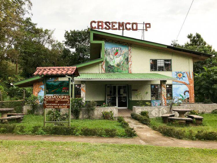 CASEM--Cooperative of Artisans Santa Elena Monteverde