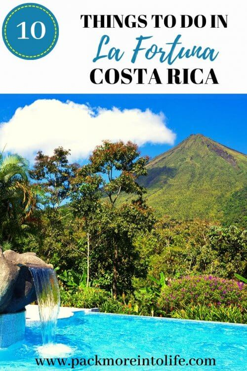 Arenal is one of the top destinations in Costa Rica. Here are the best things to do in La Fortuna and Arenal such as waterfall rappelling, ziplining, wildlife viewing & more. Once you've booked your hotel, it's time to plan your trip to La Fortuna / Arenal in Costa Rica. Be sure check out this list of the best things to do in La Fortuna for first time visitors! | things to do in Arenal Costa Rica | Arenal volcano Costa Rica things to do | Arenal volcano Costa Rica with kids | La Fortuna Costa Rica things to do in | La Fortuna Costa Rica hot springs | La Fortuna waterfall Costa Rica | #arenalcostarica #costarica #lafortunacostarica #thermalpools #thingstodo