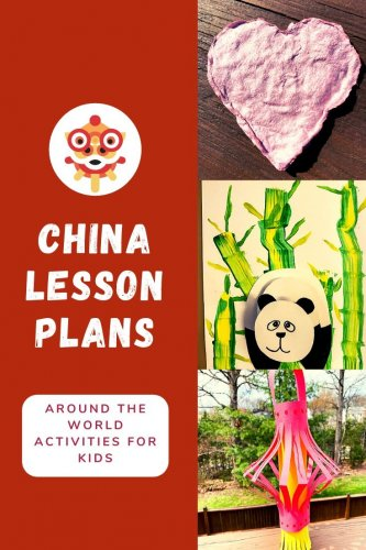 Travel virtually to China with us! Lots of free Chinese crafts for kids and activity ideas! Think: STEM Projects, crafts and activities, unit study or thematic lessons, Japanese dragon puppets, Panda bobble with bamboo painting, Chinese paper lanterns, Chinese acrobatics, Chinese folktales, favorite books about China, China map activities and more! | China unit study for kids | China crafts for kids | China homeschool unit | Chinese crafts | virtual travel | virtual travel around the worlds |#china #homeschool #virtualtravel #travelwithkids