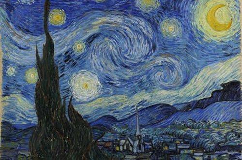 Van Gogh Painting.