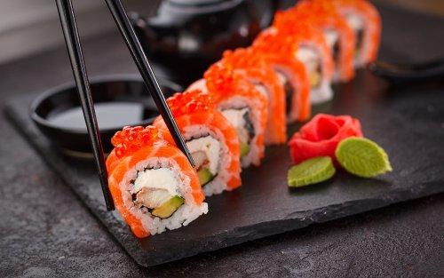 Japanese Foods: Sushi
