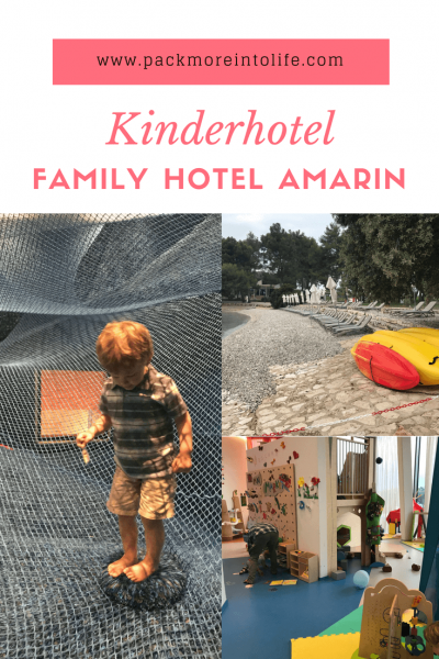 Hotel Family Amarin in Croatia